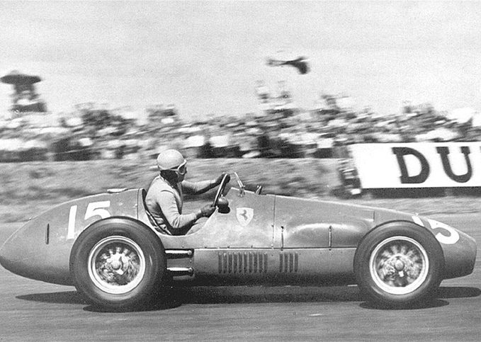 Alberto Ascari, Ferrari, (Great Britain 1952)