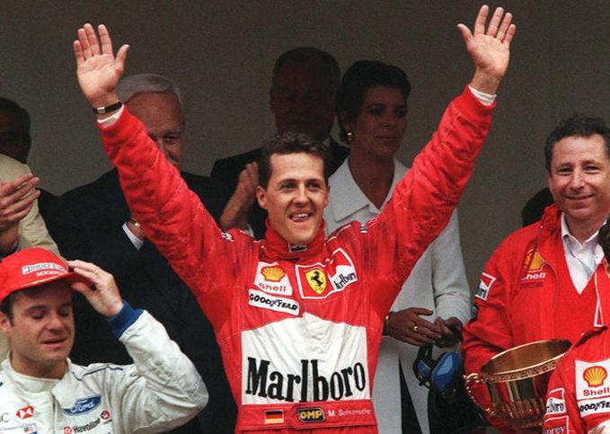 Michael Schumacher, 1997 Monaco GP