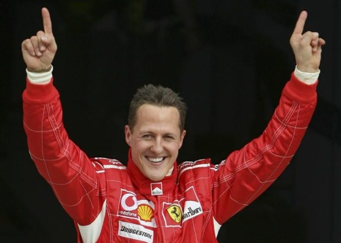 Michael Schumacher, Scuderia Ferrari, Formula 1