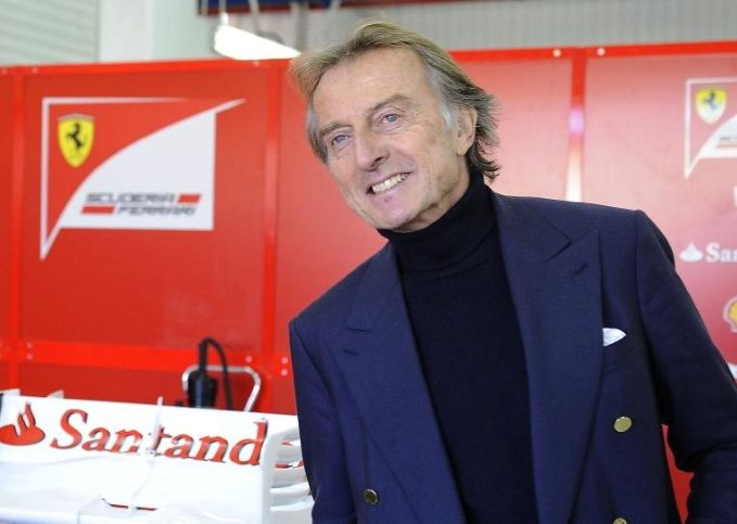 Luca di Montezemolo, former Ferrari president