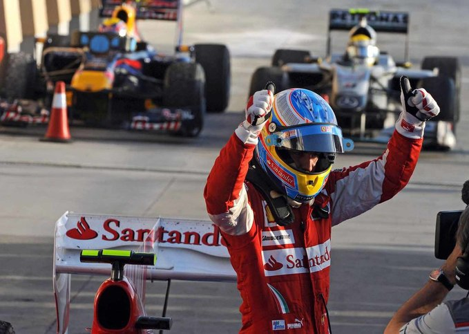Di Montezemolo Reflects On Alonso S Decision To Leave Ferrari He Loved Ferrari But Was Not Confident Any More
