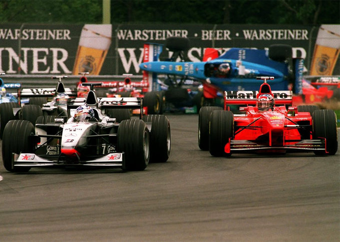 Michael Schumacher, 1998 Canadian GP