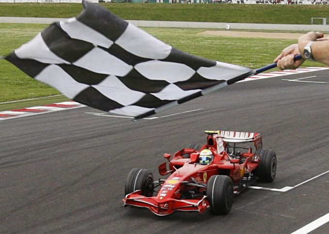 Felipe Massa, 2008 French Grand Prix