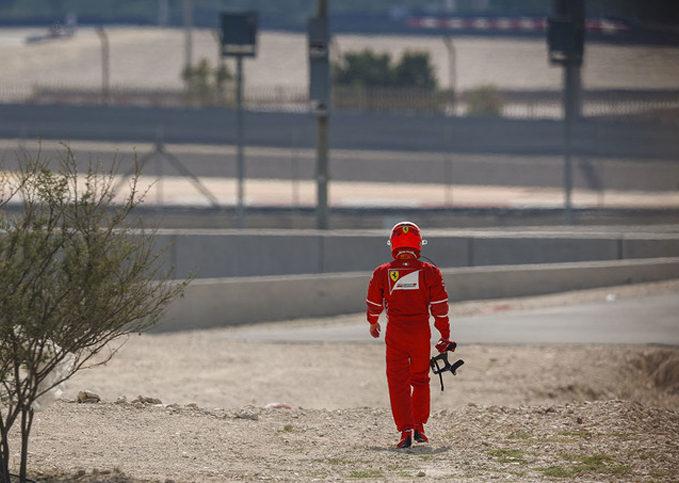 desert walk - Bahrain