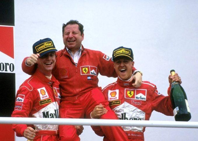 Michael Schumacher, 1998 Argentine GP