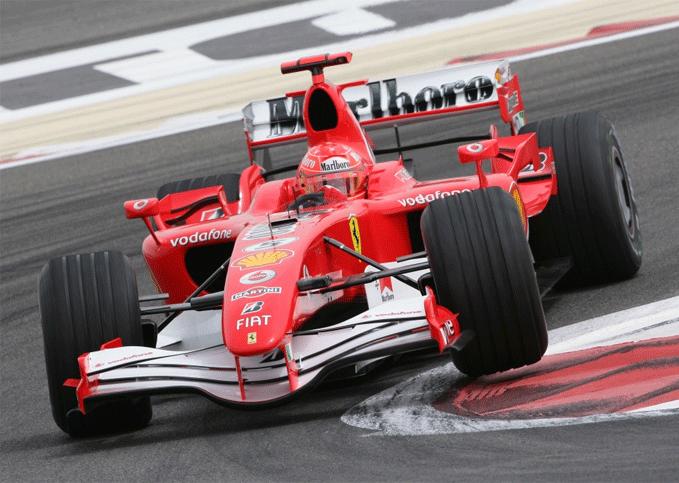 Michael Schumacher, Ferrari, 2006