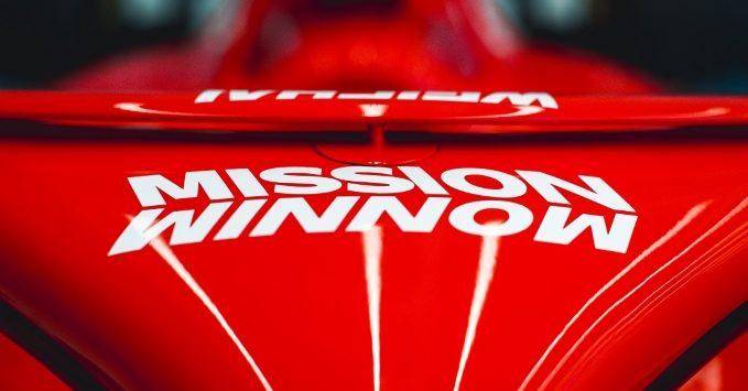 Scuderia Ferrari Mission Winnow logo