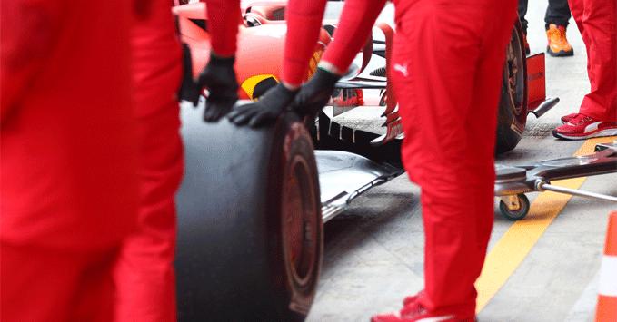 Pirelli tyres 2019