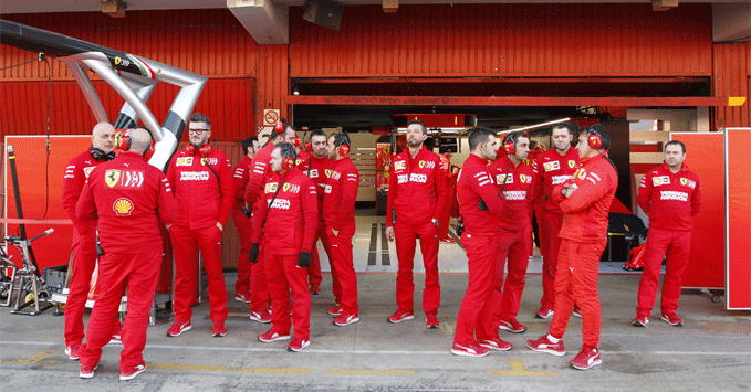 Ferrari Once Again Leads The Way As Formula One S Most Valuable Team Now Worth 1 35