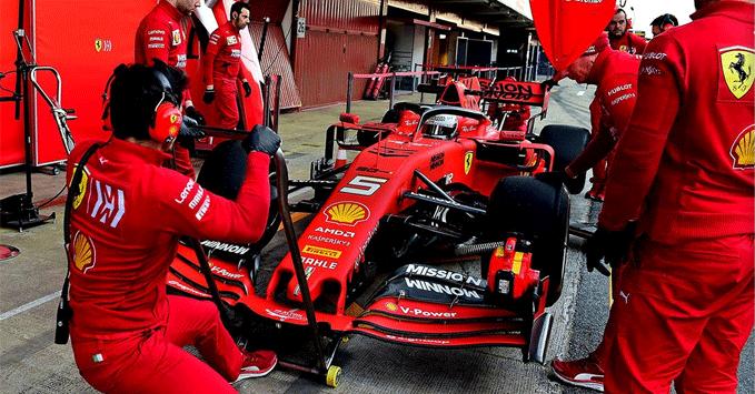 Practice, Pirelli
