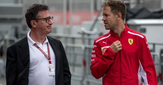 Ferrari Chairman Louis Camilleri Has Praised The Vision That Liberty Has Brought To Formula 1