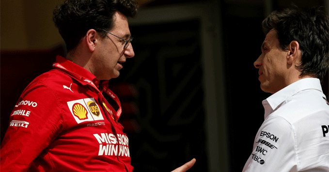 Mattia Binotto to review Ferrari performance during summer break