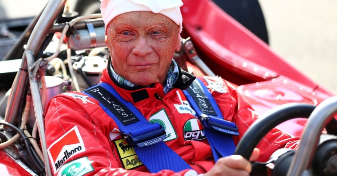 Niki Lauda To Be Buried In Ferrari Racing Suit From 1974 77